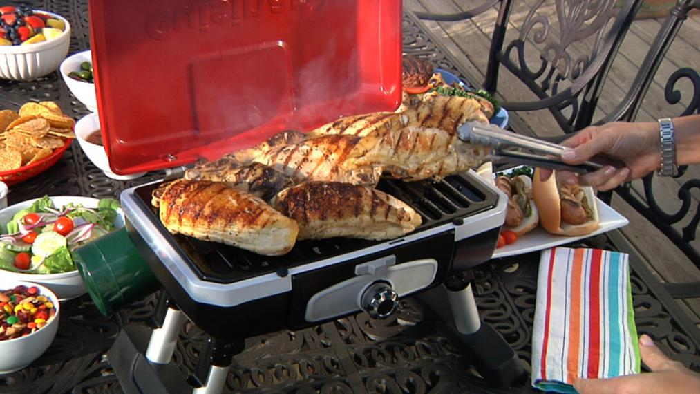 10 of the Best Small Propane Grill