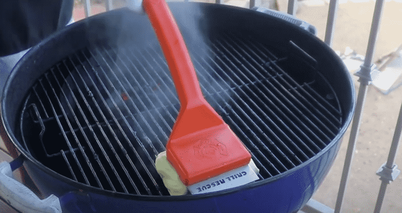Grill rescue review